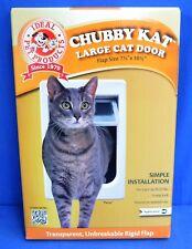 """Large Chubby Kat Pet Door 7.5"""" x 10 1/2"""""""