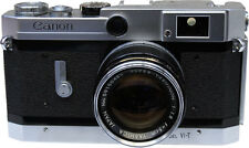 Canon VI-T with 50mm F1.8 Yashica Super-Yashinon lens
