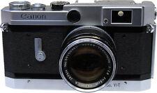 Canon VI-T with 50mm F1.8 Yashica Super-Yashinon lens