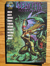 """""""VEROTIK ILLUSTRATED"""" NO.3  APR.98  NM ORIGINAL OWNER, UNREAD, ADULTS ONLY!"""