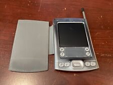 Palm Tungsten E Organizer Palm Pilot Pda Case Stylus Untested As Is
