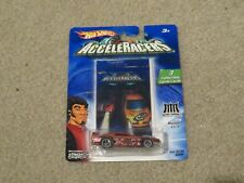 Hot Wheels AcceleRacers Metal Maniacs Rivited #4 Of 9 1:64 Scale MOC 2004
