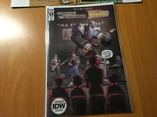 Transformer/ Back To The Future Nycc 2020 Limited 900 Issues New Plus 2 Comics