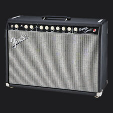 "Fender Super-Sonic 22 Guitar Combo Amplifier (22 Watts, 1x12""), Black"