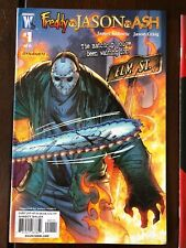 Freddy vs Jason vs Ash #1-6 (Nov-Mar 2007-08, Wildstorm) 6 Issue Complete Run!