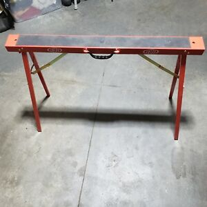 Kuu Sport Tuning Horse | Ski Race Waxing Table Lift Portable Bench On-Location
