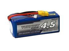 RC Turnigy 4500mAh 6S 30C Lipo Pack w/XT-90