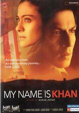 MY NAME IS KHAN - 2 DVD SET Shahrukh Khan, Kajol.