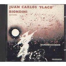 "JUAN CARLOS ""FLACO"" BIONDINI - Marginal tangos - CD 1989 USATO OTTIME CONDIZIONI"