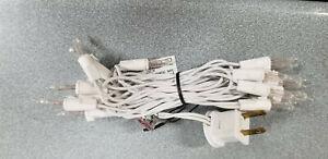 Bethlehem Clear Craft Christmas Mini Lights 20 Light Strings-White Cord 021420s