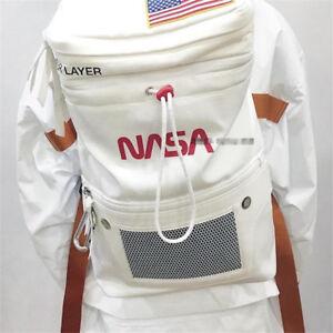Unisex High Quality Backpack Detachable Folding Shoulder Travel Bag Portable