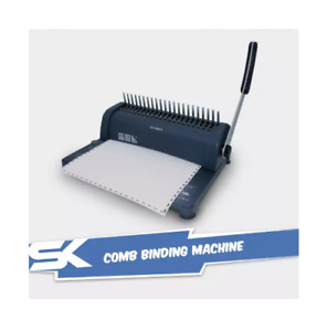 Office A4 Comb Binding Machine