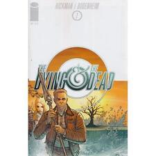The Dying & the Dead #1 Jonathan Hickman Ryan Bodenheim Image 1st Print NM