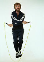 Art print POSTER / Canvas Chuck Norris Jumping Rope