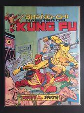 SHANG-CHI MAESTRO DEL KUNG FU N° 15 ED. CORNO OTTIMO/EDICOLA