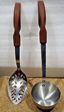 CUTCO USA No.15 Ladle & No.13 Slotted Spoon