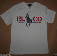Ralph Lauren Boys' 100% Cotton Other T-Shirts, Tops & Shirts (2-16 Years)