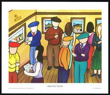 Opening Night/Gallery/N/Irish Art Group/Fine Print/Martin Laverty/Ireland/New