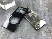 black front faceplate metal back housing case cover for ipod nano 1st gen 2gb
