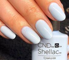 CND Shellac Creekside Color LED Gel UV Neu Nagellack Top Super Qualität