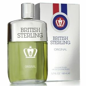 British Sterling By Dana For Men. Cologne 5.7 Oz