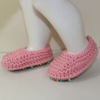 PRINTED KNITTING INSTRUCTIONS-TODDLER SIMPLE CHUNKY SLIPPERS KNITTING PATTERN