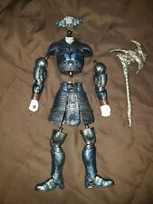 DC Multiverse Justice League STEPPENWOLF CNC BAF Complete unassembled
