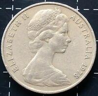 1978 AUSTRALIAN 20 CENT COIN