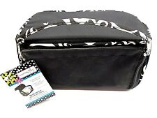 Everything Mary Bead Locker~Carry Case & 3 Clear Plastic storage ~NWT & Defect