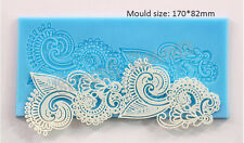 Heat Resistant Cake Decorating Tools Fondant Silicone Mould Fondant Cake