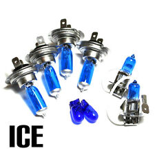 Vauxhall Corsa C / Mk2 1.2 55W blu ghiaccio Xenon HID principale / DIP / FENDINEBBIA / Lato Lampadine