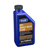 Pure Polaris ATV Angle Drive Fluid, All Terrain 1 QUART  2876160