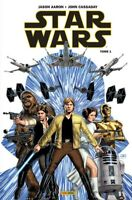 STAR WARS COMICS - STAR WARS TOME 1 - INTEGRALE PANINI 1 A 3 DE 2015 - BD 8458