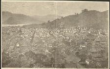 IMAGE 1881 PRINT GRAVURE JAPON JAPAN NIPPON NAGASAKI