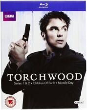 Torchwood: Series 1-4 [Region Free] (Blu-ray)