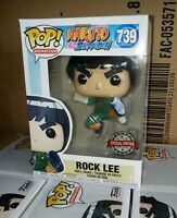 Rock Lee Naruto Shippuden Funko Pop Vinyl New in Box