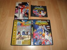 SAINT SEIYA LOS CABALLEROS DEL ZODIACO EN DVD PELICULAS INDEPENDIENTES  Nº 3 Y 4