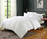 Superbeddings White Goose Down Alternative Duvet Insert Comforter Set