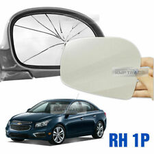 Replacement Side Mirror RH 1P + Adhesive for CHVROLET 2008-16 Cruze (4D / 5D)
