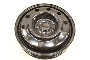"NEW OEM Ford 17"" x 4.5"" Black Spare Tire Wheel Rim 7T4Z-1007-B Edge MKX Escape"