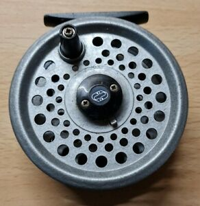 Vintage Intrepid RimFly Trout Fly Fishing Reel
