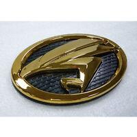 For Toyota Corolla Altis 12th OEM JDM TOYOTA HARRIER GOLD EAGLE EMBLE