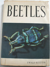 BEETLES by Edward Reitter (1961) Hardcover. Illustrated. Dust Jacket