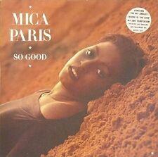 Mica Paris So good (1988) [LP]