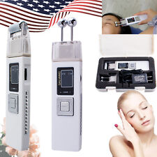 Wireless Galvanic Roller Beauty Facial Skin Care Spa Salon Machine Health Care
