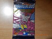YOUNGBLOOD COMIC IMAGES TRADING CARDS ROB LIEFELD ART 10 CARD PACK 1992 NEW