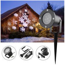 LED Laser Licht Projektor Weihnachtsbeleuchtung Außen Garten Beleuchtung Deko