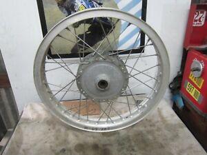 "Bultaco 19"" Front Wheel Akront"