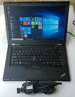 Lenovo Thinkpad T430s Core i7-3520M 2.90GHz 320GB HDD 6GB RAM WEBCAM BLUETOOTH
