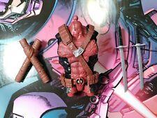 Marvel Legends bag venompool torso and swords